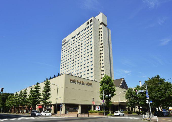 4.京王プラザホテル札幌