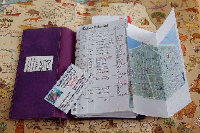 6. KNOX BRAINのシステム手帳カバー「KALOSバイブルサイズ」