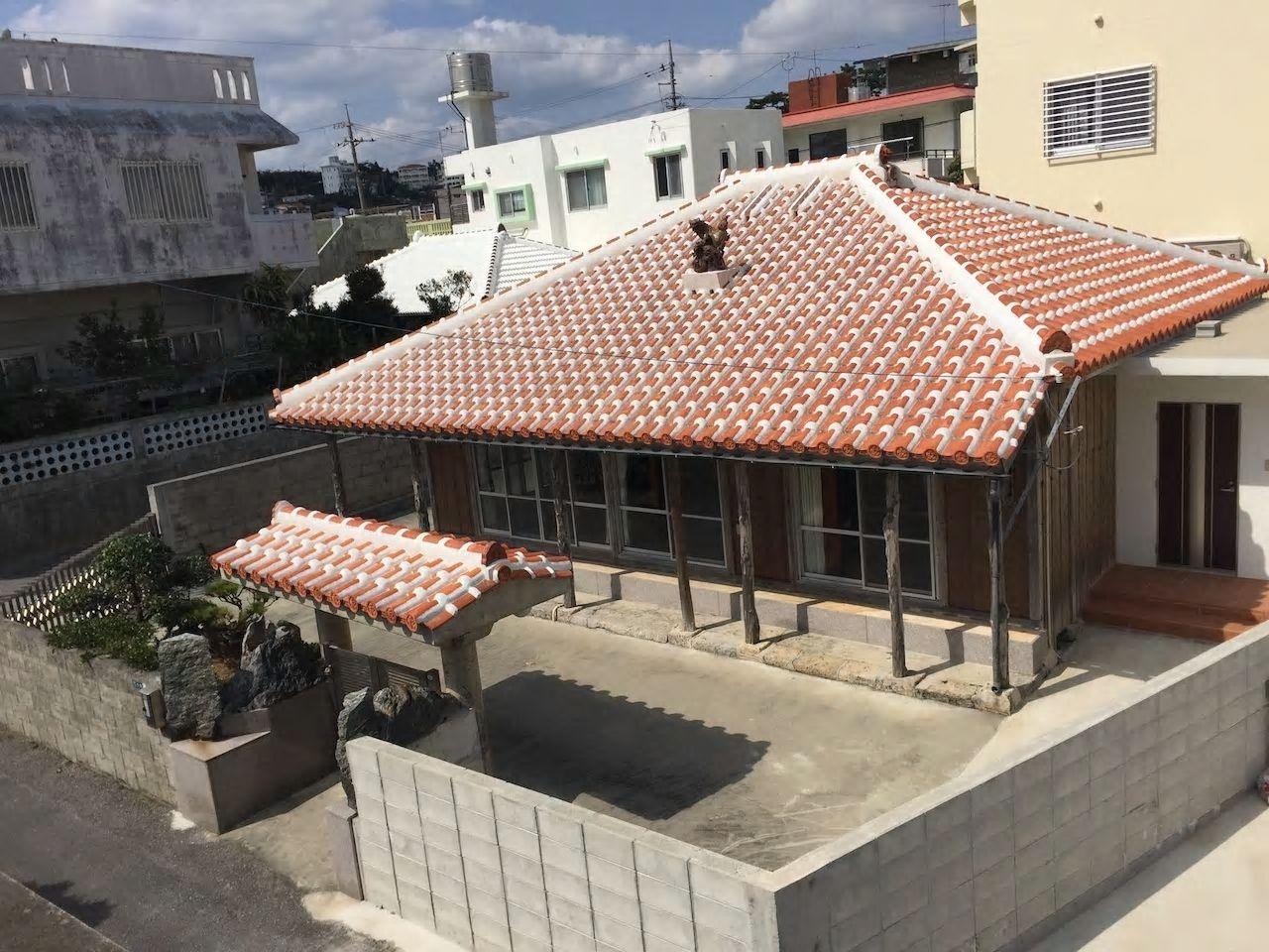 2.沖縄の古民家に泊まってウチナーンチュ気分/沖縄市