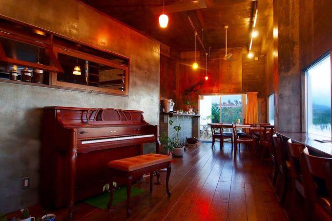 6.オーシャンビューでピアノがあるお部屋/金武町