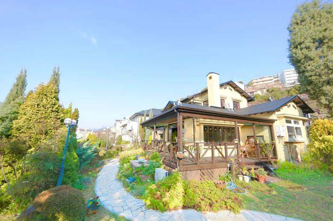 ルーフバルコニー付き一軒家の1フロアを丸ごと/神戸市