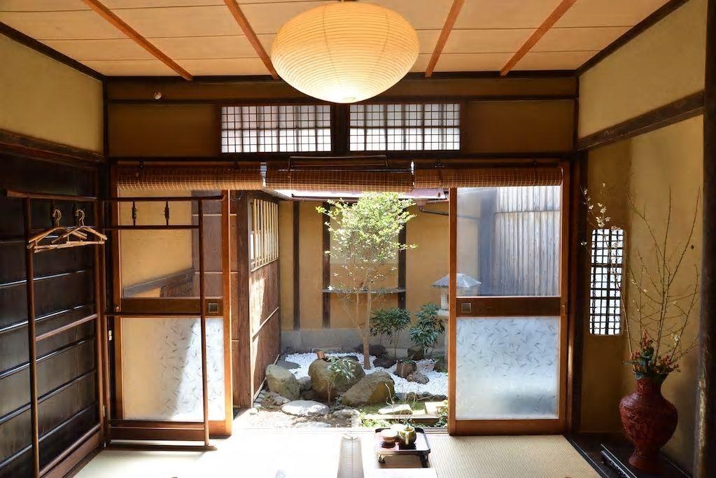 専用庭のある京町家で京都の風情を楽しむ/京都市