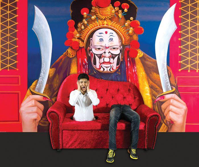 「釜山トリックアイミュージアム」で面白写真を!