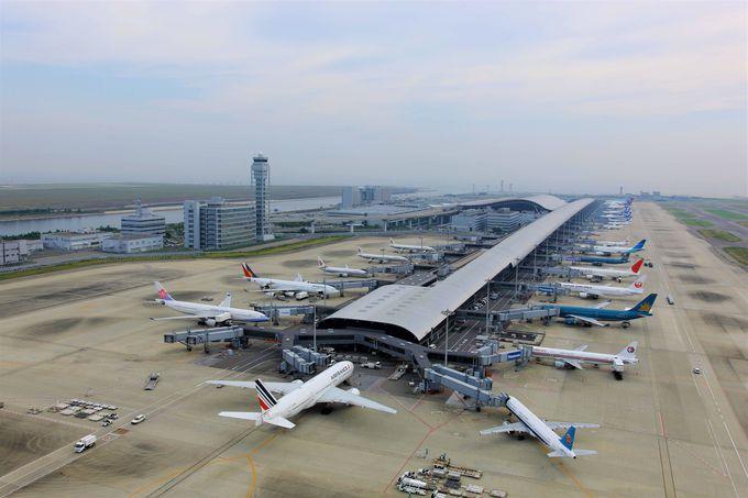 何故関西国際空港が韓国へ行くのに便利なの?