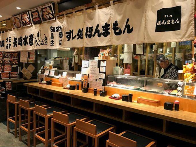 7.関西空港なら大阪の美味しいグルメも堪能できちゃう