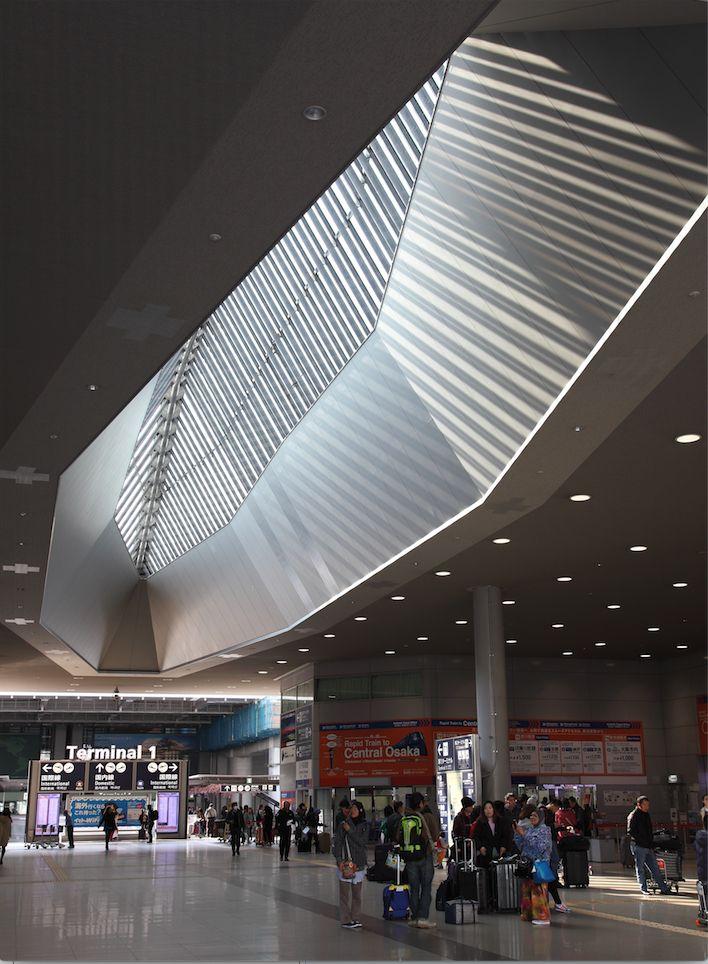 3.LCCの多くは第1ターミナル発着で便利!