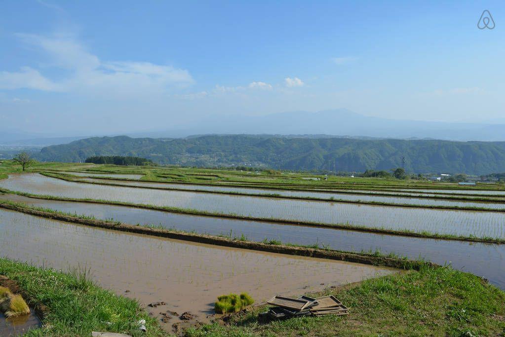 6.里山で農業体験ができる民泊施設/小諸市