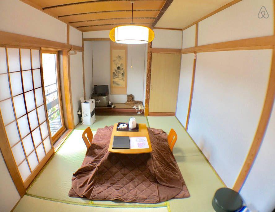 5.森の中の隠れ宿/軽井沢町