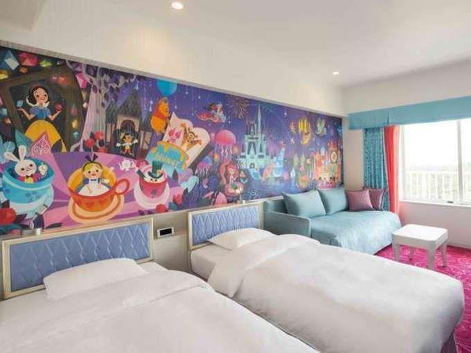 4.東京ディズニーセレブレーションホテル(R)