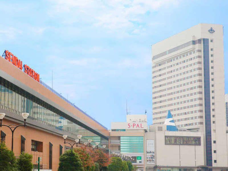 1. ホテルメトロポリタン仙台