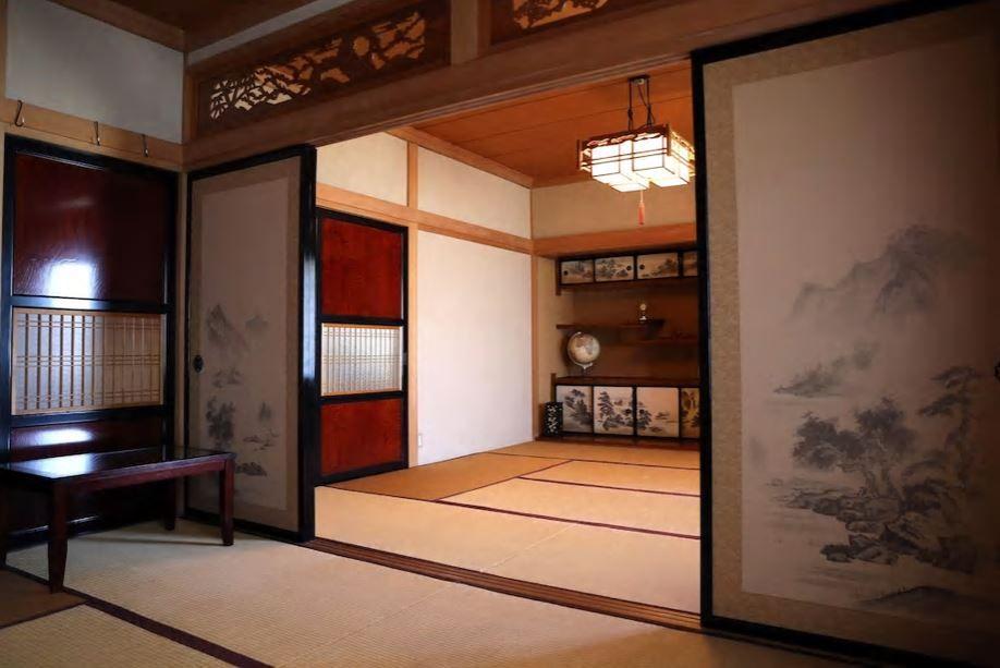 1.伝統的な日本家屋でホストはフレンドリーな外国人/盛岡市