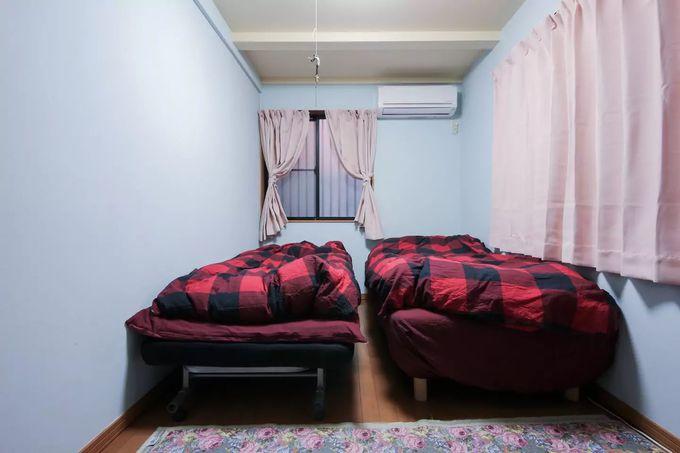 7.都会の一軒家でほっこりホームステイ/新宿区