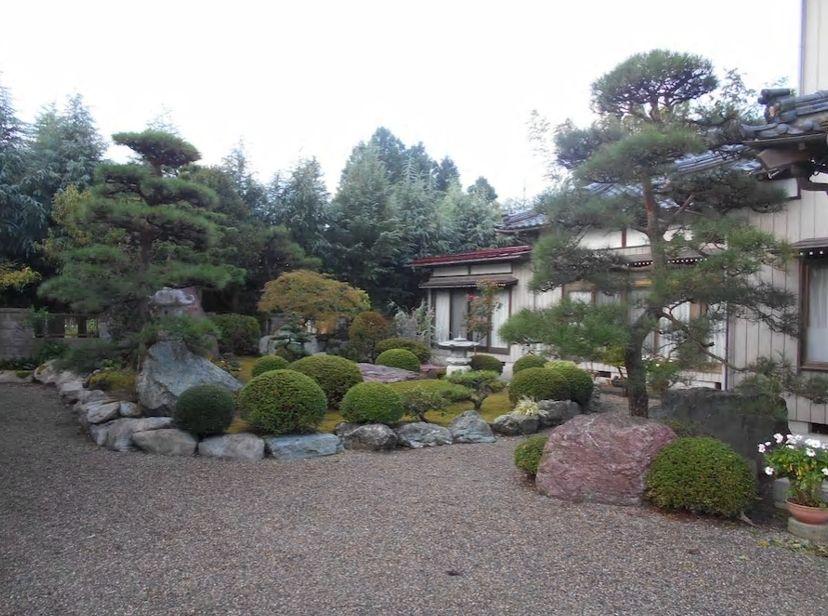 6.純和風、伝統的な日本家屋にゆったり/五泉市