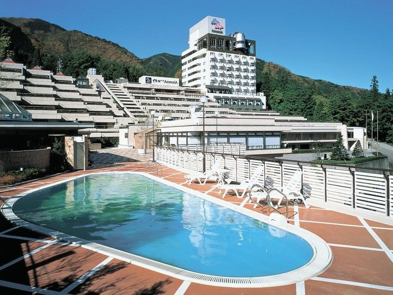 2.下呂温泉 ホテルくさかべアルメリア