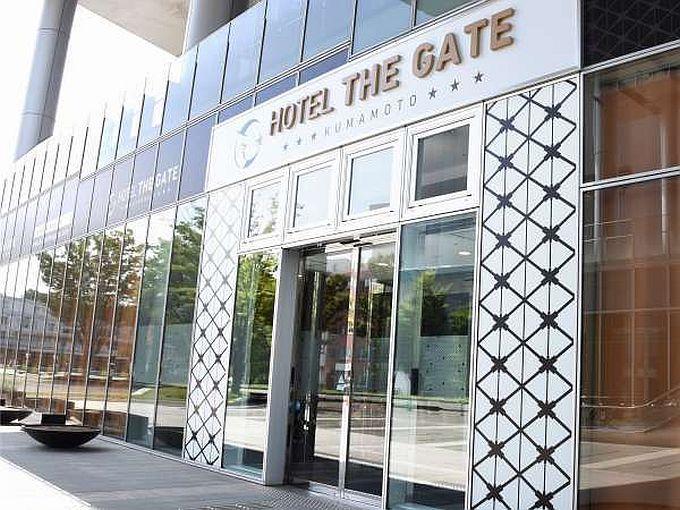 3.HOTEL THE GATE KUMAMOTO