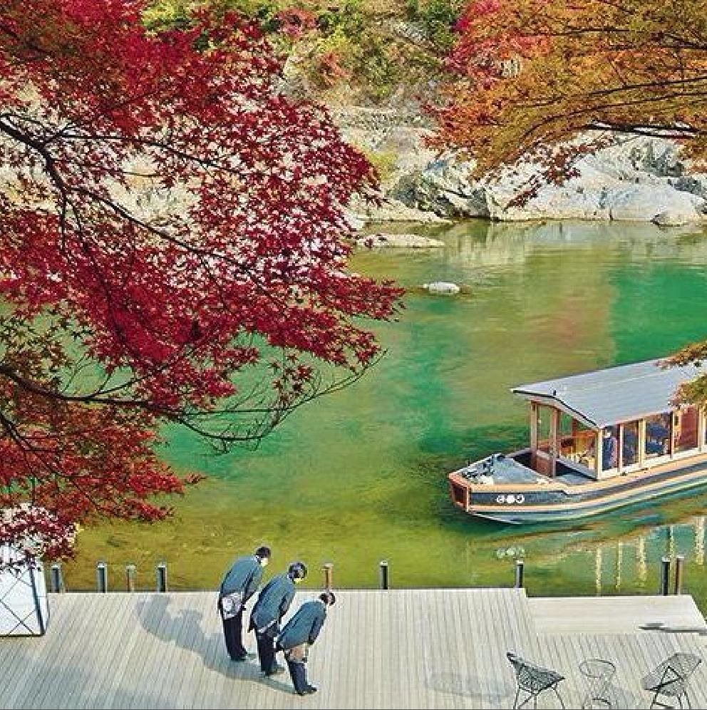女性にも大好評!京都でおすすめしたい宿とホテル20選